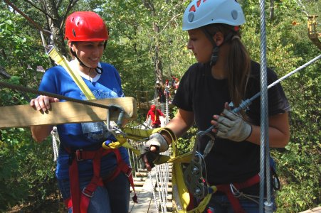 Zip Chicago, safety standards, zipline