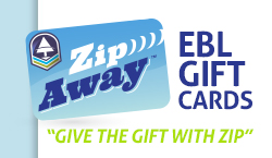 EBL Gift Cards!